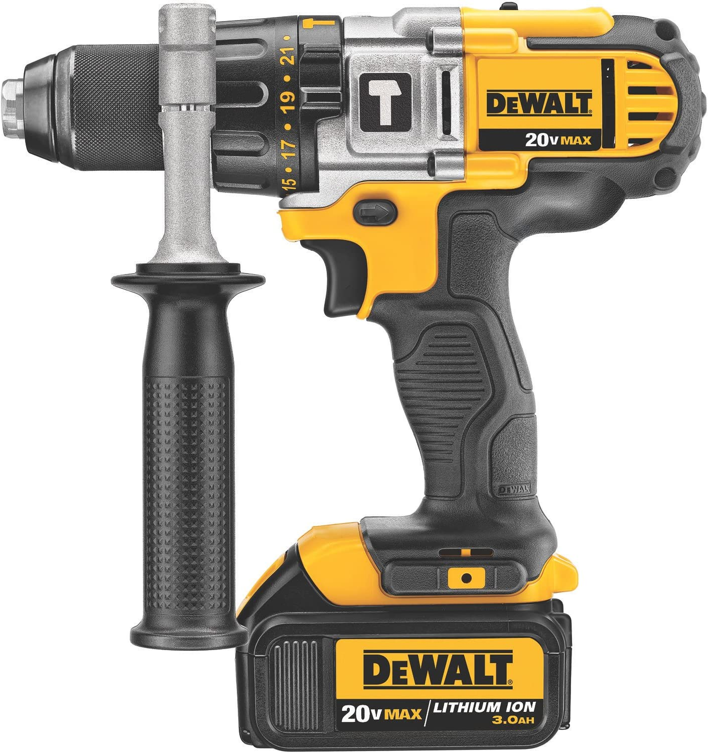 DEWALT 20V MAX Impact Driver and Hammer Drill