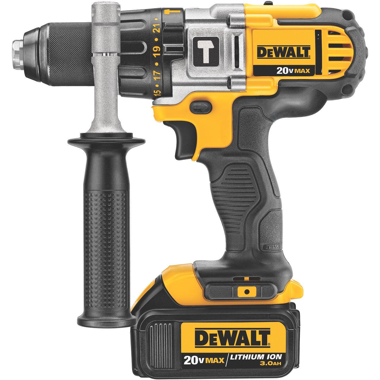 DEWALT DCK290L2 20Volt MAX LiIon 30 Ah Hammer Drill and Impact