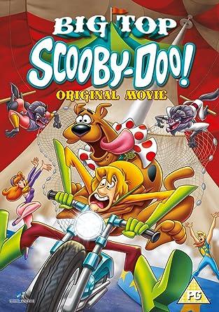 Scooby Doo Big Top Animation Import Anglais Amazonde DVD Blu Ray