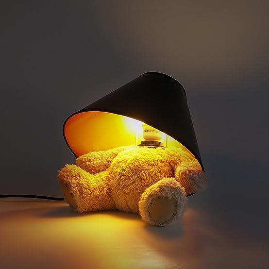 Amazon.com: SUCK UK Teddy Bear Lamp: Home & Kitchen