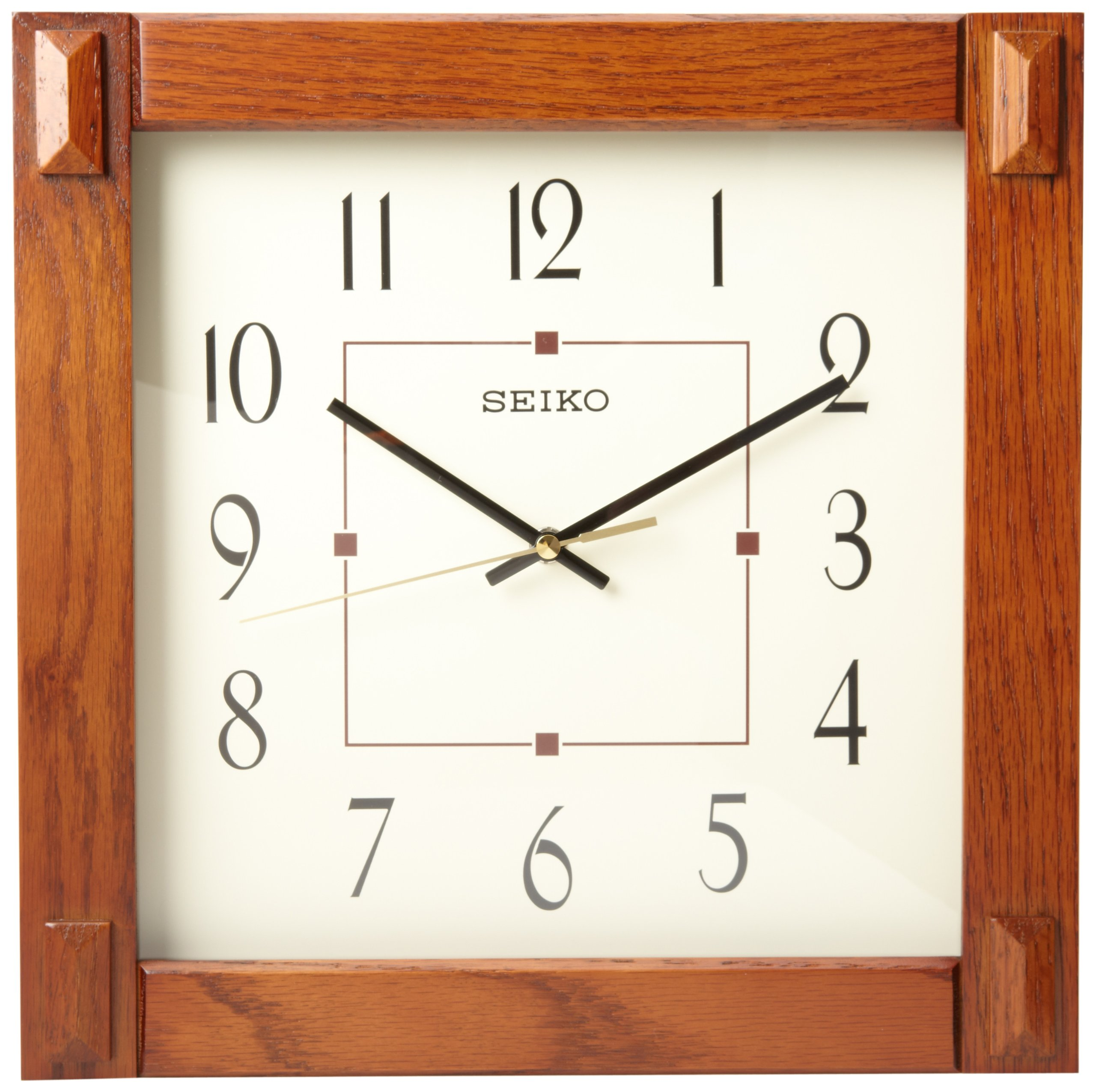 Square Clock Amazon Com