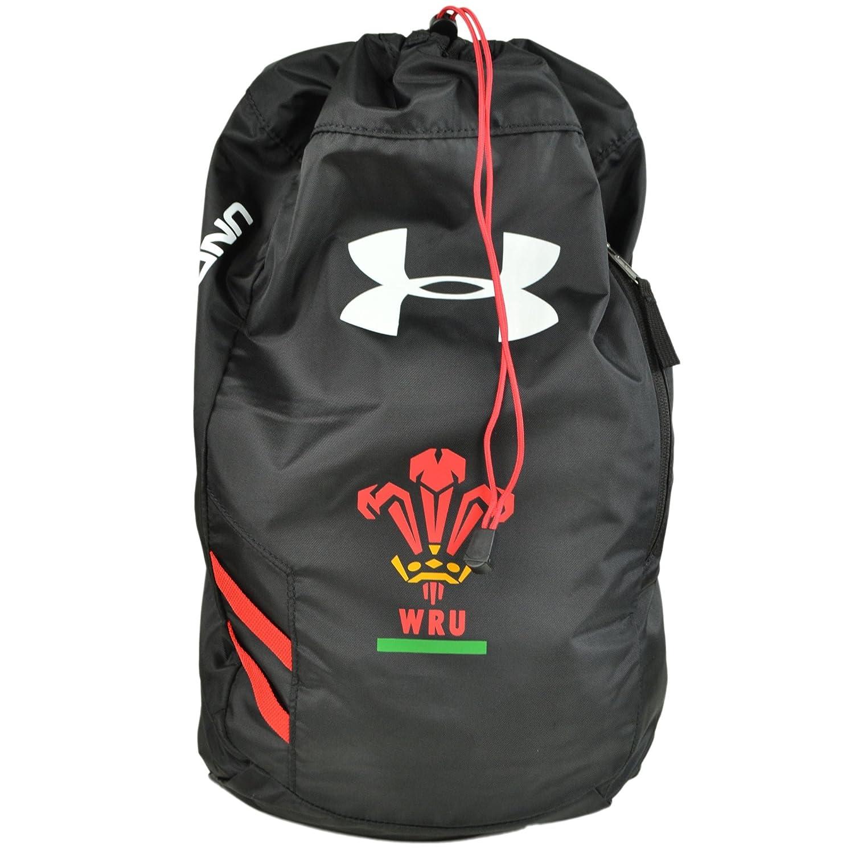 2018-2019 Wales Rugby WRU Trace Gym Bag (Black) B076VPS68LBlack One Size