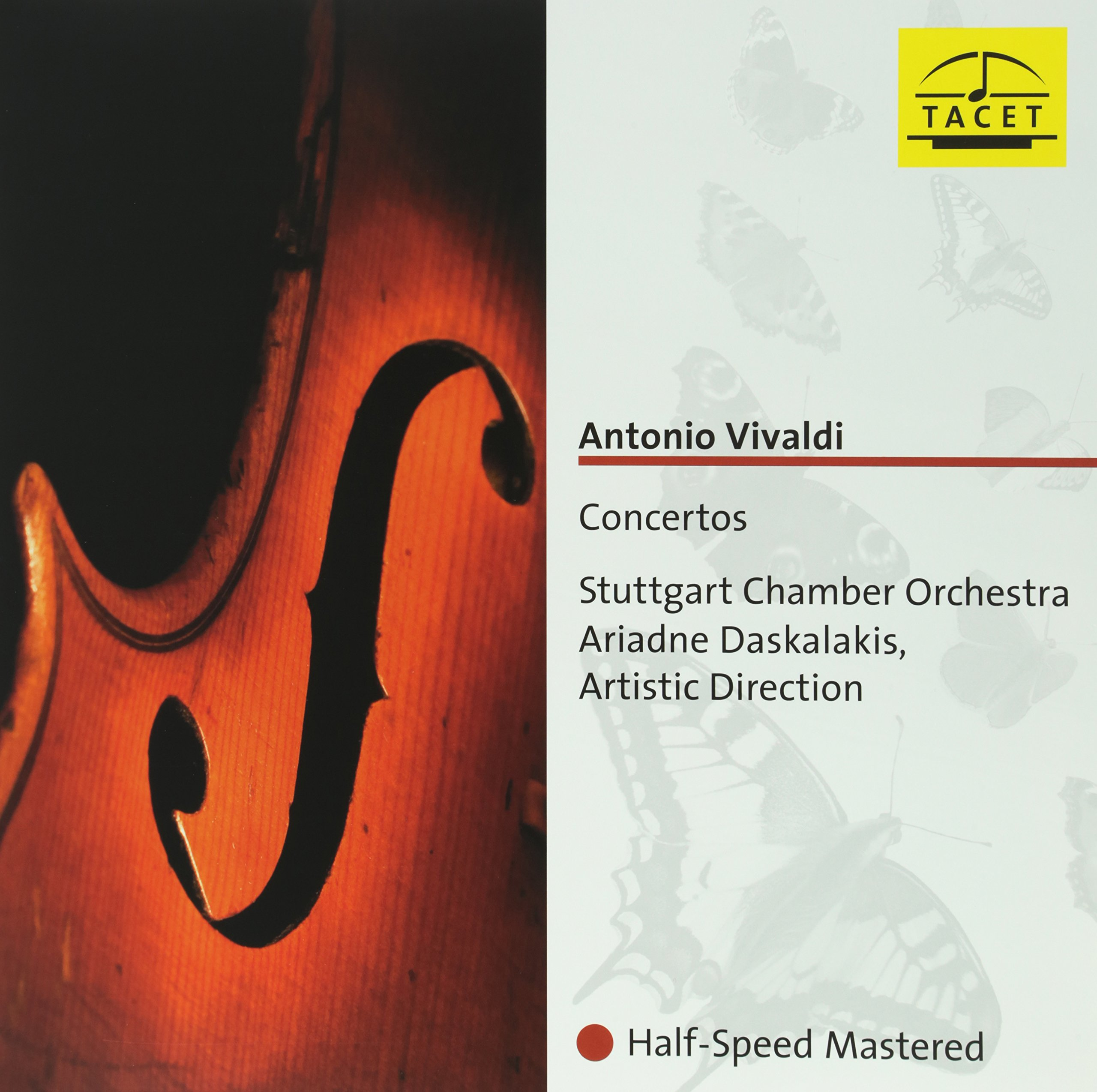 VIVALDI / STUTTGART CHAMBER ORCHESTRA / DASKALAKIS - CONCERTOS