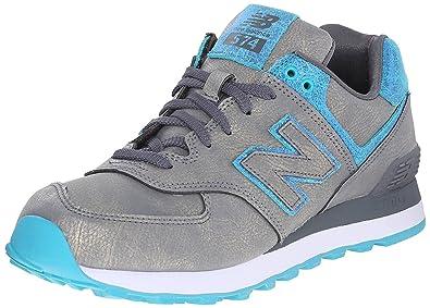 NEW BALANCE Sport Shoe Grey MGC WL574 (41,5, Grau): Amazon.de ...