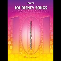 101 Disney Songs: for Flute book cover