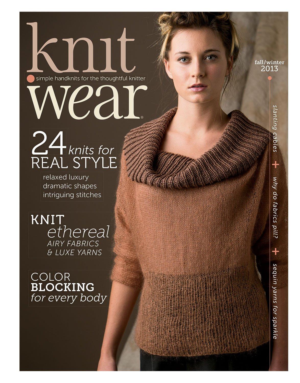 Download Knit Wear (Fall/Winter 2013) pdf epub