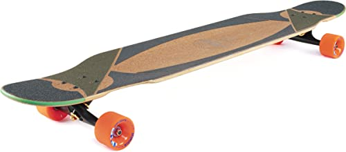 Loaded Boards Tarab Bamboo Longboard Skateboard Complete