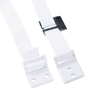 Safety Baby Plastic Furniture Straps