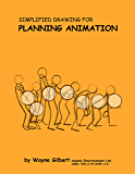 Simplified Drawing for Planning Animation (English Edition)