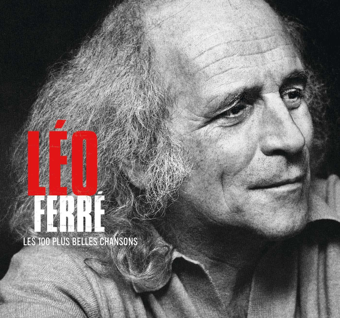 CD : Leo Ferre - Les 100 Plus Belles Chansons (United Kingdom - Import)