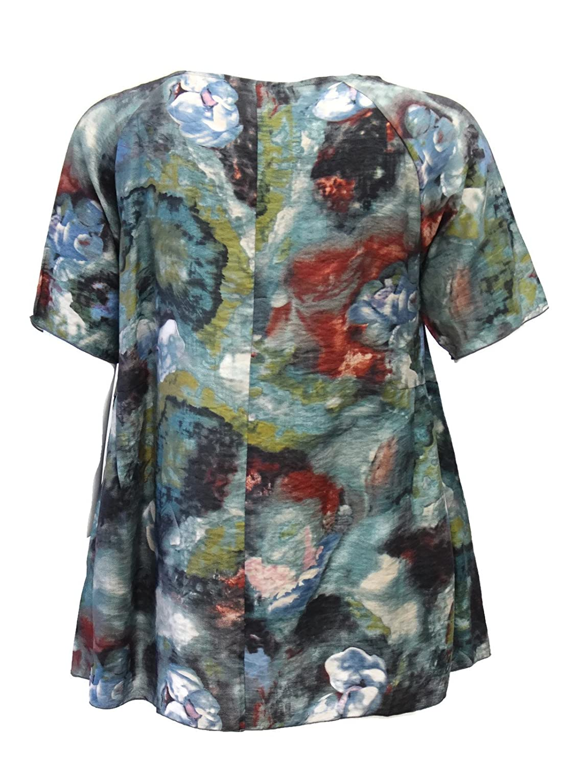 3 Potato Short Sleeve Funky Tunic Top