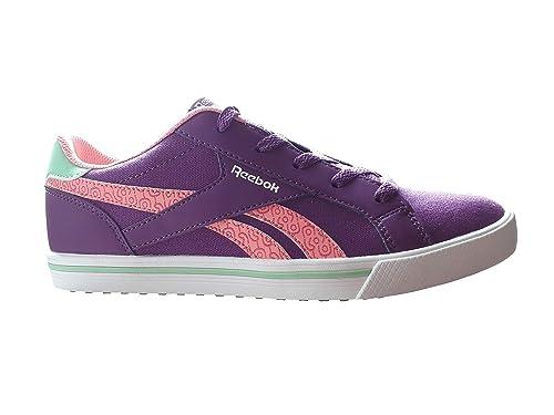 Reebok Bd2500, Zapatillas de Tenis para Niñas: Amazon.es: Zapatos y complementos
