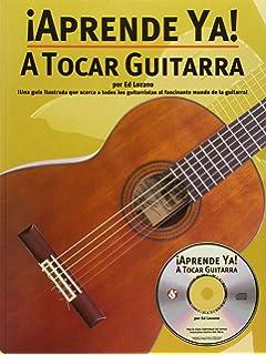 Amazon.com: Hal Leonard Metodo Para Guitarra. Libro 1 - Segunda ...