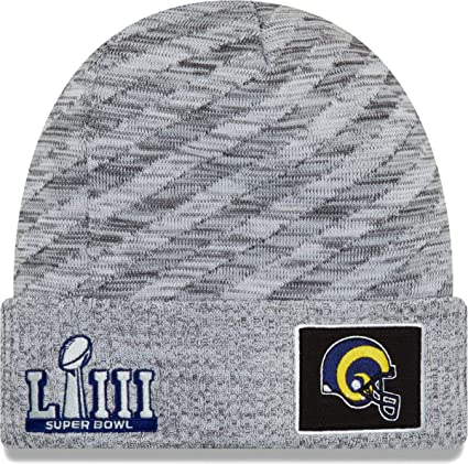 149f24bac Image Unavailable. Image not available for. Color  New Era Los Angeles Rams  Super Bowl LIII ...