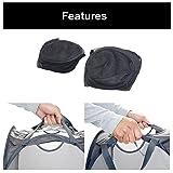 Smart Design Deluxe Mesh Laundry Pop Up Hamper
