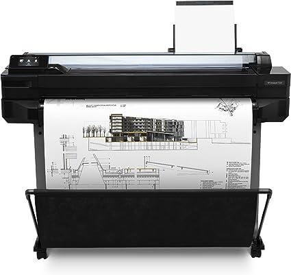 Hewlett-Packard Impresora de chorro de tinta CQ893A#B19, negro ...