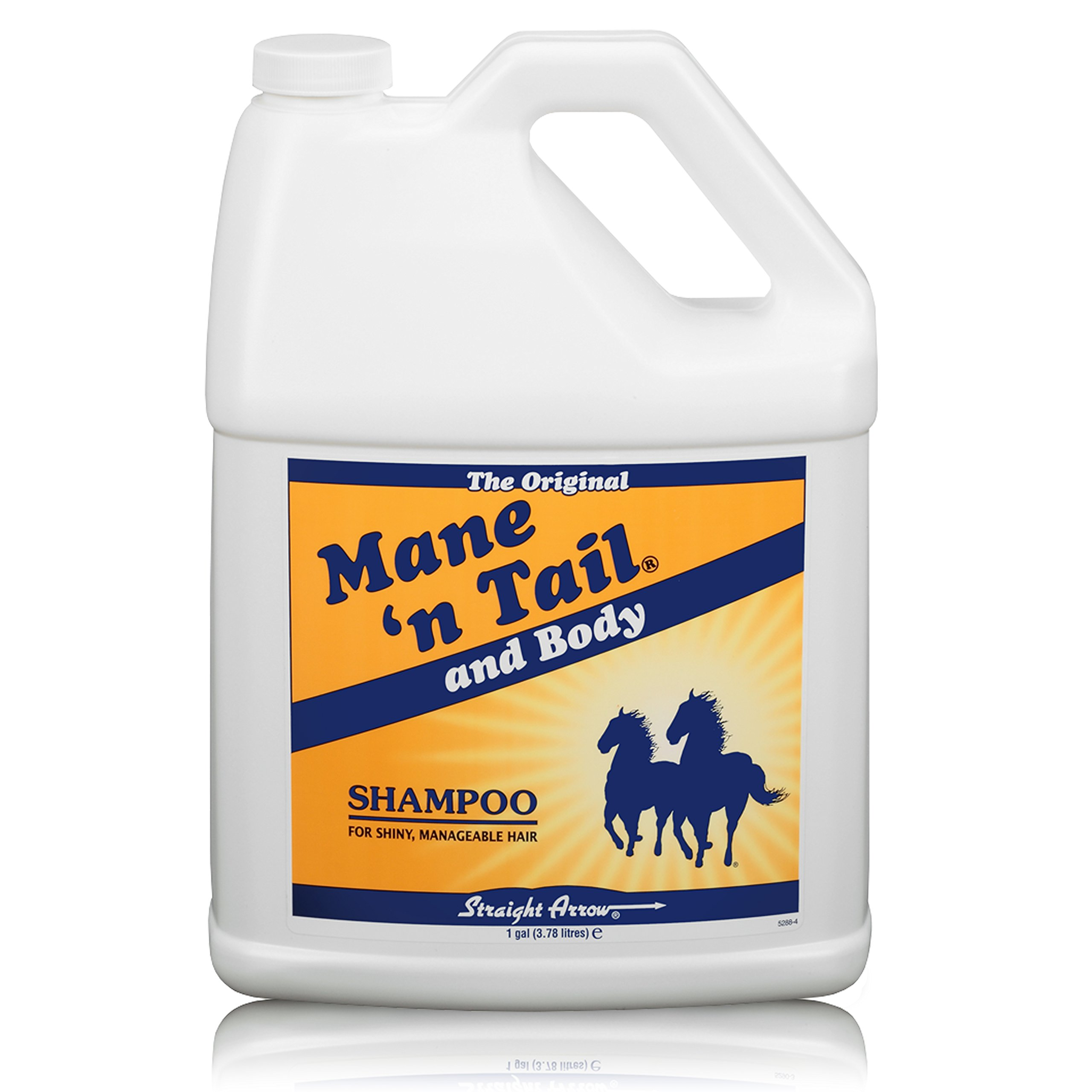Mane 'n Tail and Body Shampoo For Pets And Humans 1 Gallon
