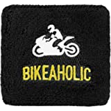 Brake Fluid Reservoir Cover Sock for Motorcycles, Sporbikes and Gifts by Moto Loot (Bikeaholic)