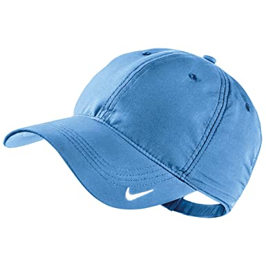 Nike Tech Blank / Plain Sports Cap (One Size) (Valor Blue): Amazon.co.uk:  Sports & Outdoors
