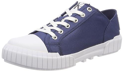 Calvin Klein Bianca Nylon, Zapatillas para Mujer: Amazon.es: Zapatos y complementos