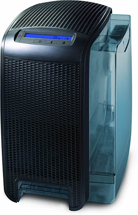 Honeywell HAW501E - Purificador y humidificador: Amazon.es: Hogar