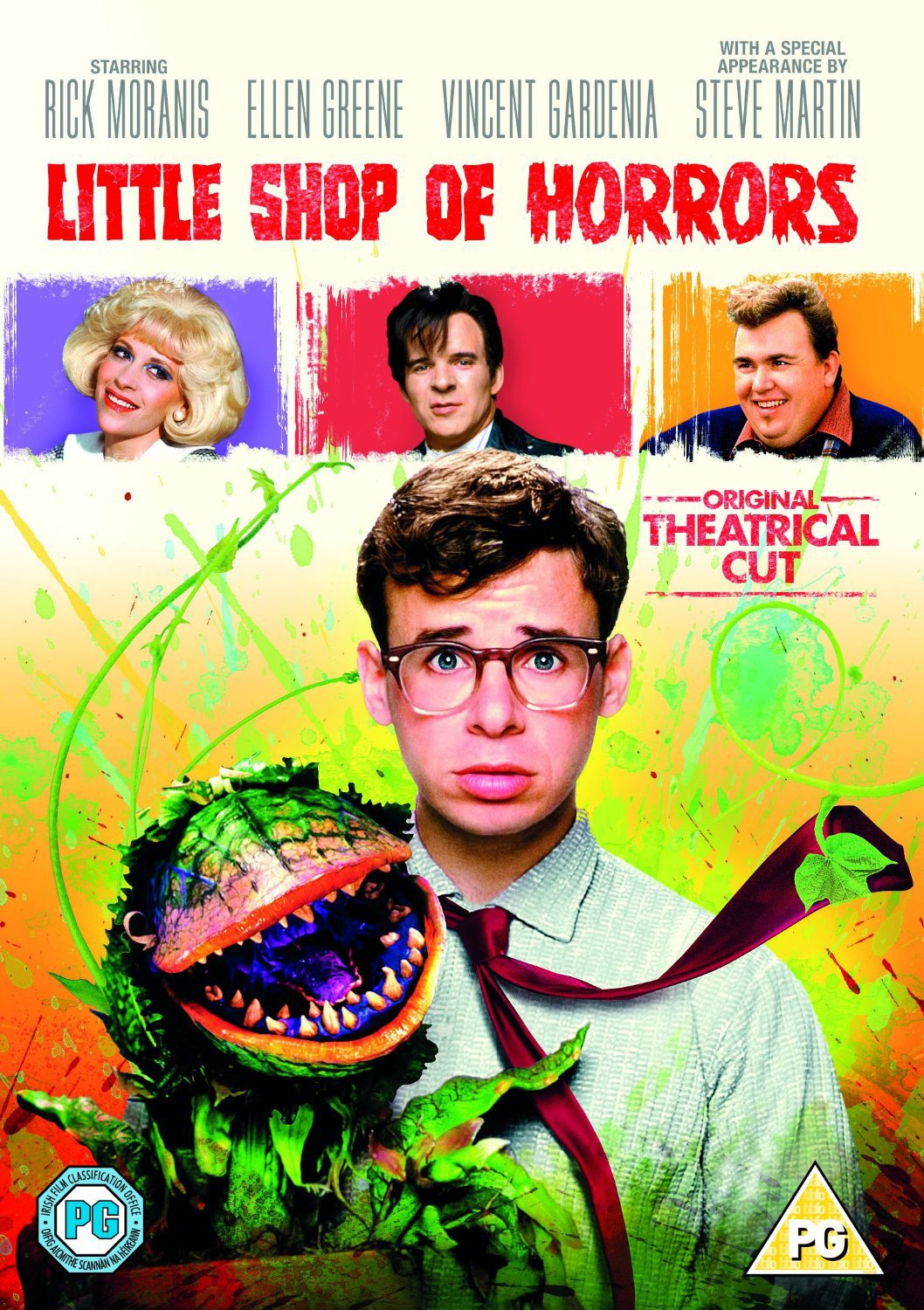 Little Shop Of Horrors [Edizione: Regno Unito]