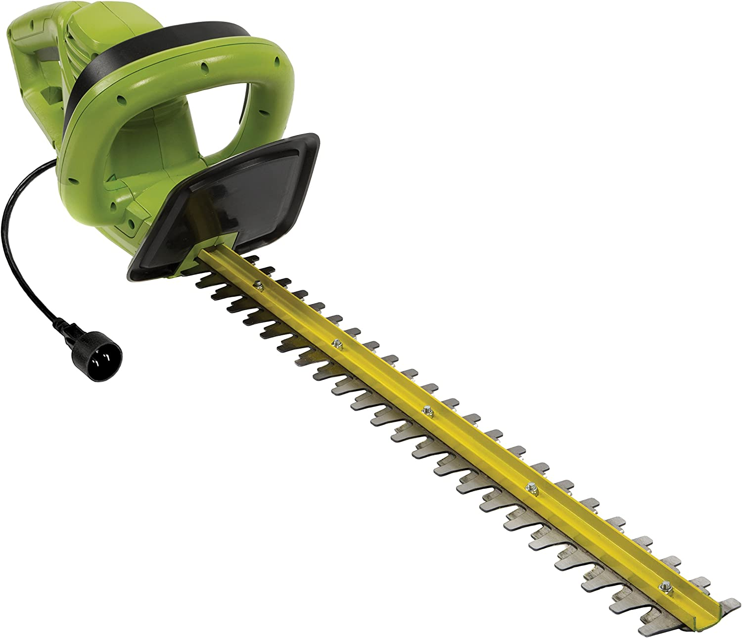 Sun Joe HJ22HTE-PRO 20-Inch 3.8 Amp Electric Hedge Trimmer, Green