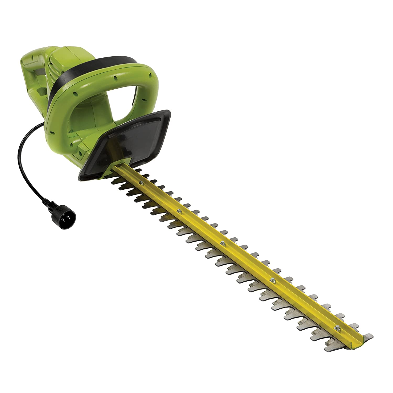 Green Sun Joe HJ22HTE 22 3.5 Amp Electric Hedge Trimmer