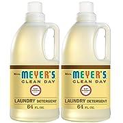 Mrs. Meyer's Laundry Detergent, Baby Blossom, 64 fl oz (2 ct)
