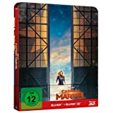 Captain Marvel (Steelbook) [Blu-ray]
