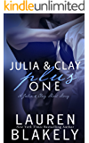 Julia and Clay Plus One: (Seductive Nights: Julia and Clay Short Story)