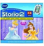 VTech Juego Princesas para Storio 2, 3S y Storio Max (80-230222)