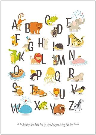 kizibi ABC Poster