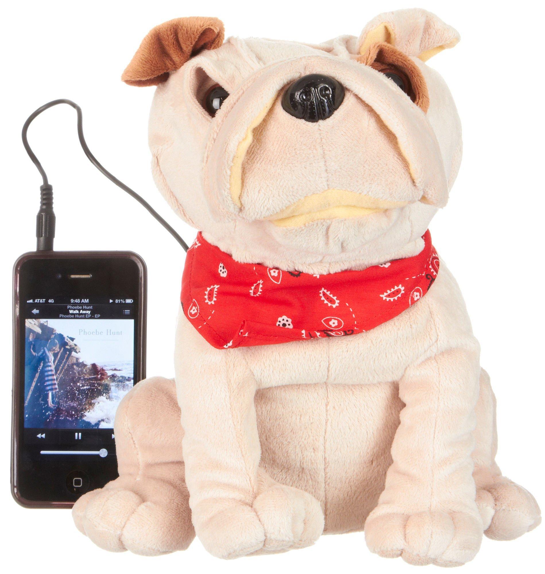 Viatek Consumer Products Group PP01-Dog Plush Pal Dog