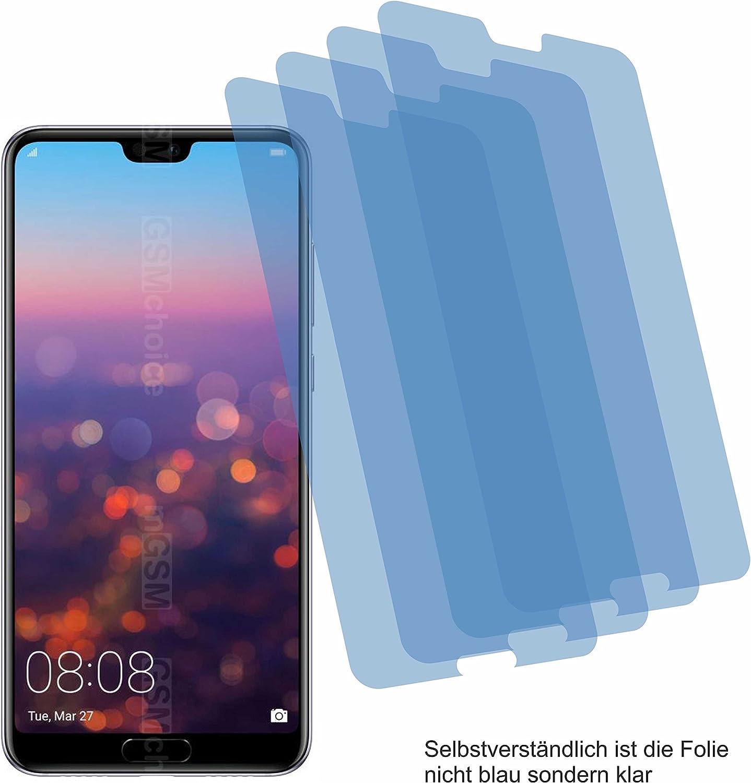 4protec I 4x Antireflex Matt Schutzfolie Für Huawei P20 Computer Zubehör
