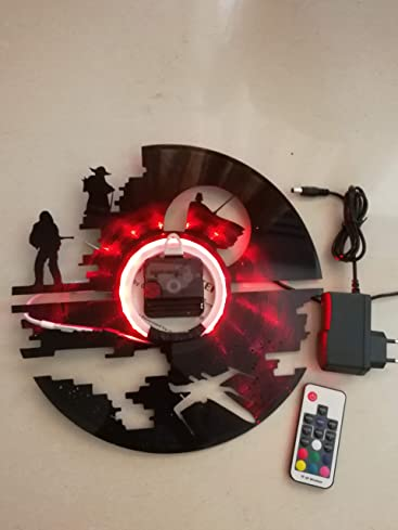 Meet Beauty Ding Star Wars LED Lampe einzigartige
