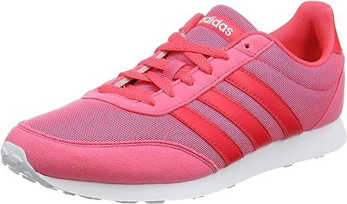adidas V Racer 2.0, Zapatillas de Running para Mujer, Rosa ...