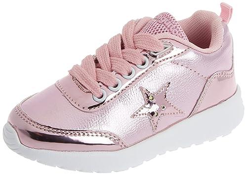Conguitos Hi129203, Zapatos de Cordones Derby para Niñas: Amazon.es: Zapatos y complementos