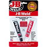 J-B Weld 8265S Original Cold-Weld Steel Reinforced Epoxy - 2 Ounce