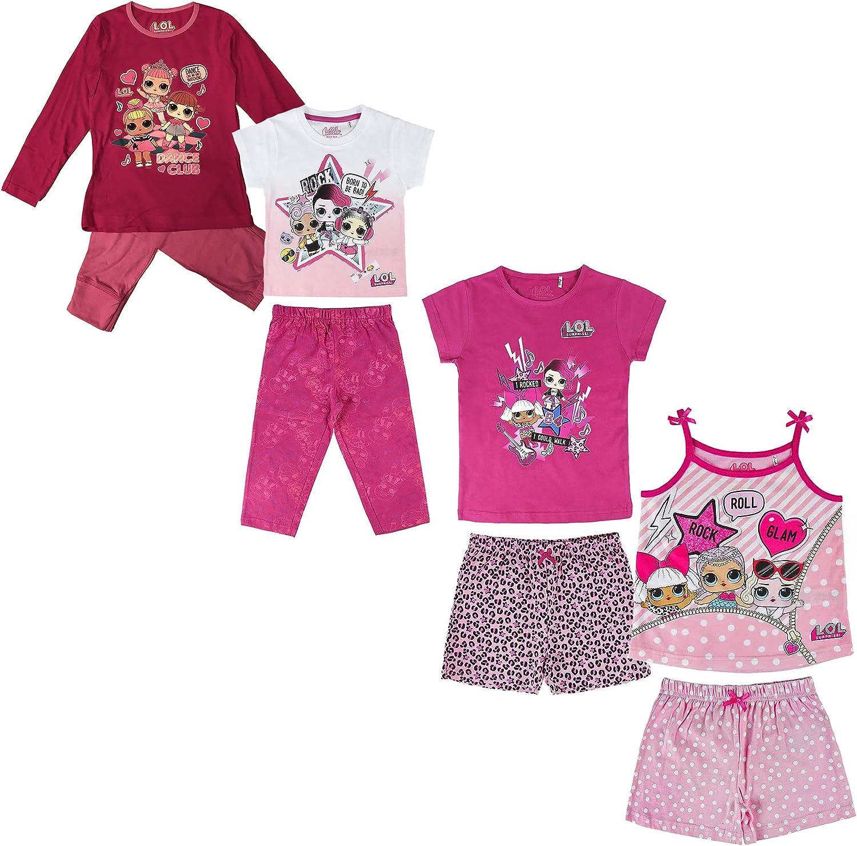 Stock N. 20 Pijama L.O.L. Surprise tamaño de 4 a 8 años ...