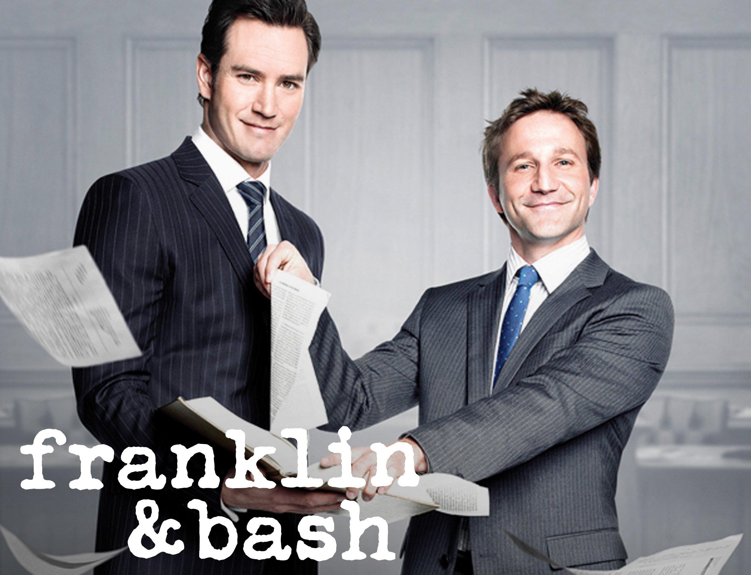 franklin and bash viaplay