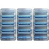 Schick Hydro 5 Sense Hydrate Refill Razor Blade Cartridge Lot of 12 Bulk