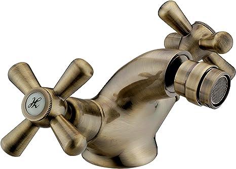 homegarden mezclador grifo acabado baño, latón, bronce, bidé