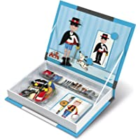 Janod Juego Boy's Outfits Magnetibook