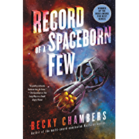 Record of a Spaceborn Few (Wayfarers Book 3) book cover