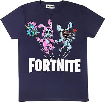 Fortnite Bunny Trouble Camiseta de los Muchachos  mercancía Oficial