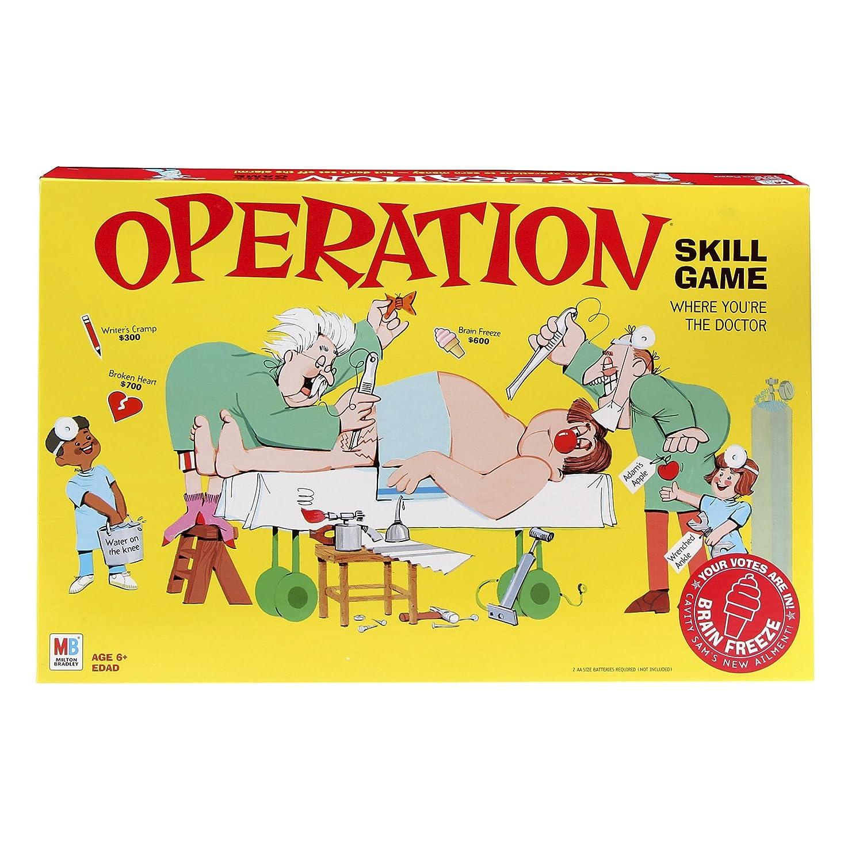 オペレーション電子ボードゲーム カード付き キッズスキルゲーム 対象年齢6歳以上 (Amazon限定) B07SGZGGDM