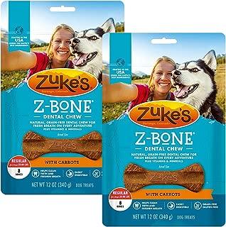 product image for Zuke's Z-Bone Dental Chew Dog Treats
