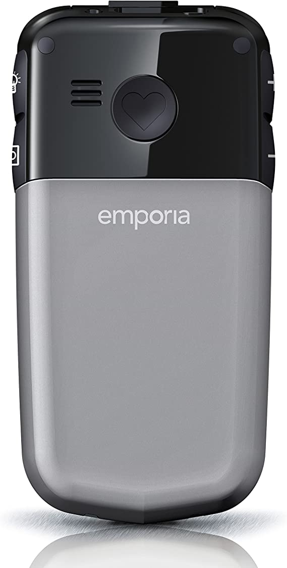 Emporiacomfort V66 Spacegrau Elektronik