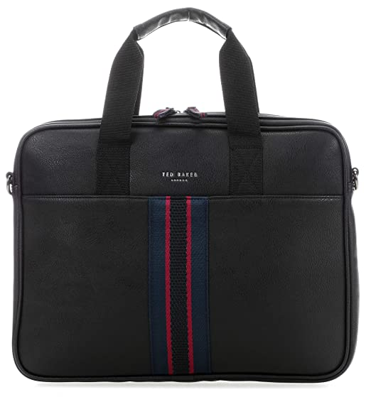 Image Unavailable. Image not available for. Colour  Ted Baker Tinee  Briefcase black 4695ecd26db00